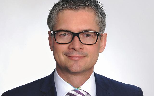 Vi vill ge nya, innovativa företag en möjlighet att ställa ut och sälja in sina idéer till branschexperter från hela världen, säger Sascha Wenzler, affärsområdeschef på Formnext.