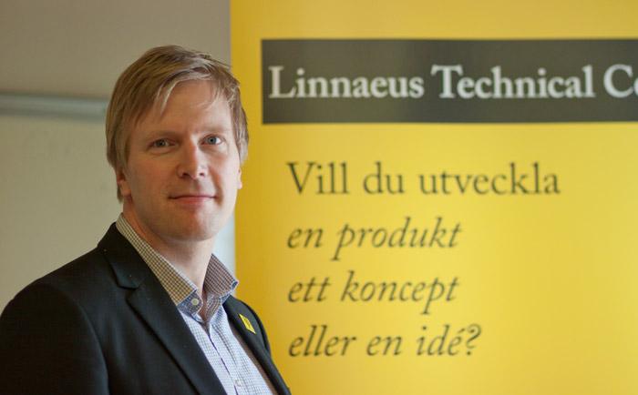 Tomas Liljenfors, vd för Bryne AB, var dagens moderator.