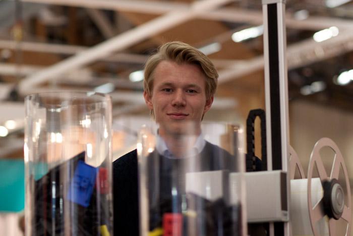 Kim Johansson, Acron.