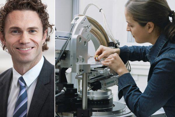 Jonas Gustavsson, vd för Sandvik Machining Solutions.