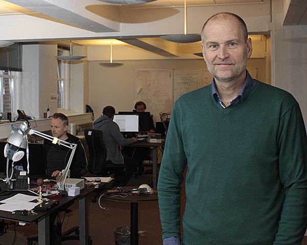 Torben Lange, tidigare CTO hos Blueprinter
