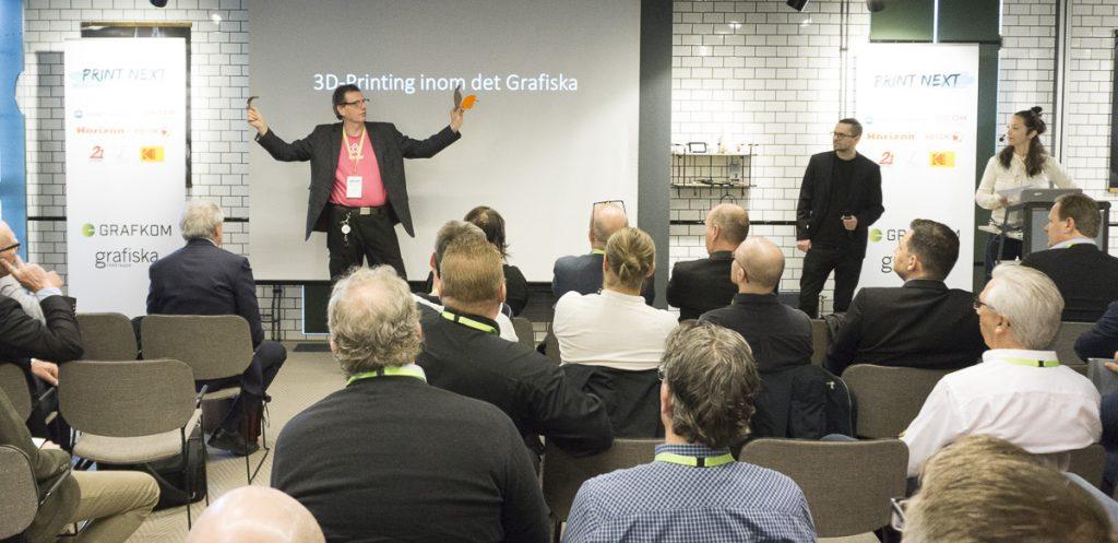 Jan Sätherlund, lärare för 3d-teknikerutbildningen vid Xenter Botkyrka. Bild: Branschkoll.se