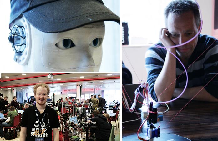 Förra årets 3D Meetup i Helsingborg gick över förväntan enligt arrangörerna.