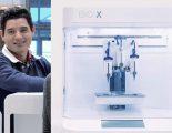 Cellink vinner pris för 3d-skrivaren bio x