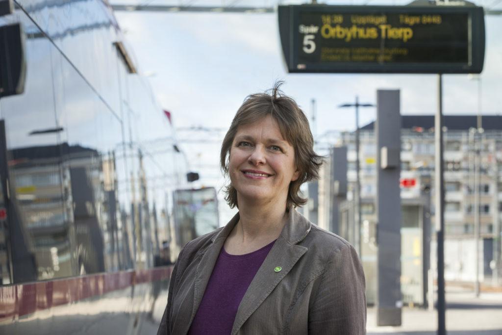 Jenny Lundström (MP), regionråd