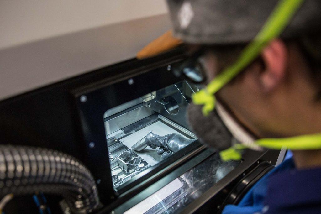 Airbus 3d-printar flygplansdelar och verktyg