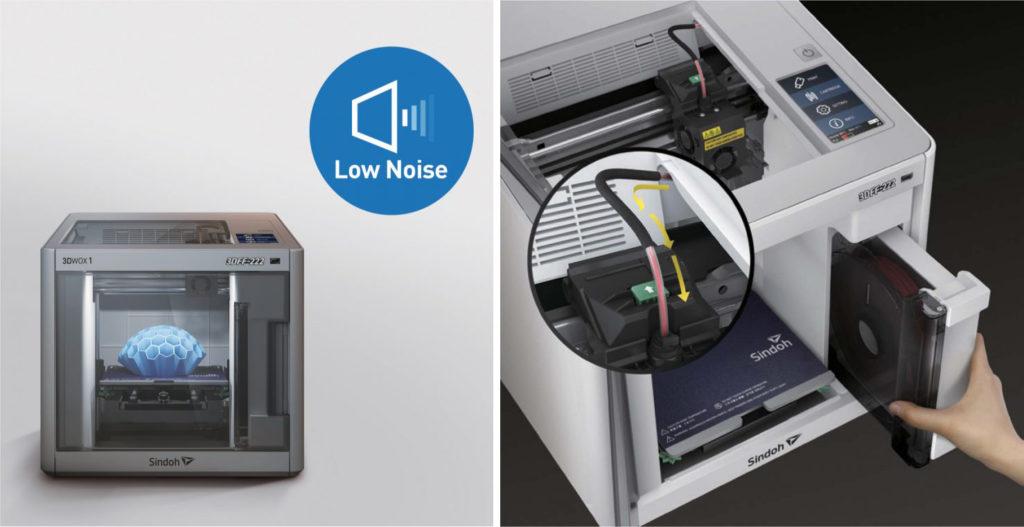 Mimaki Sindoh 3d-printer ny