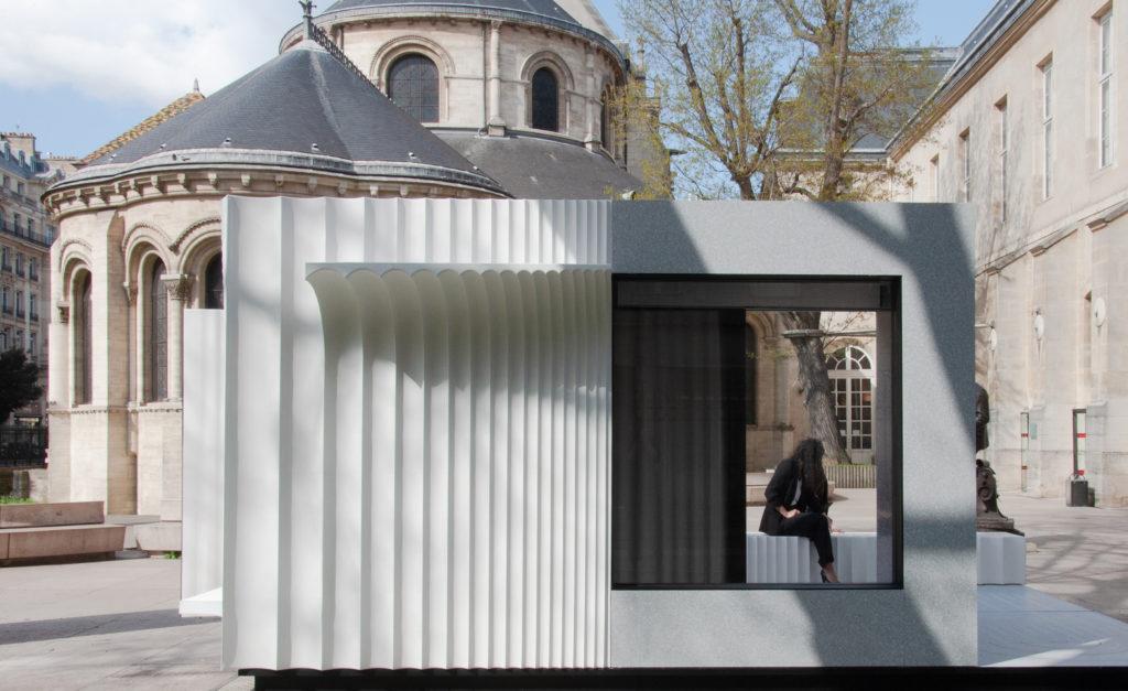 Projektet Tiny Bauhaus kommer gå att se runt om i Europa under 2019.