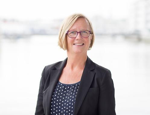 Kristina Jonäng, Centerpartiets regionråd och gruppledare i Västra Götalandsregionen.