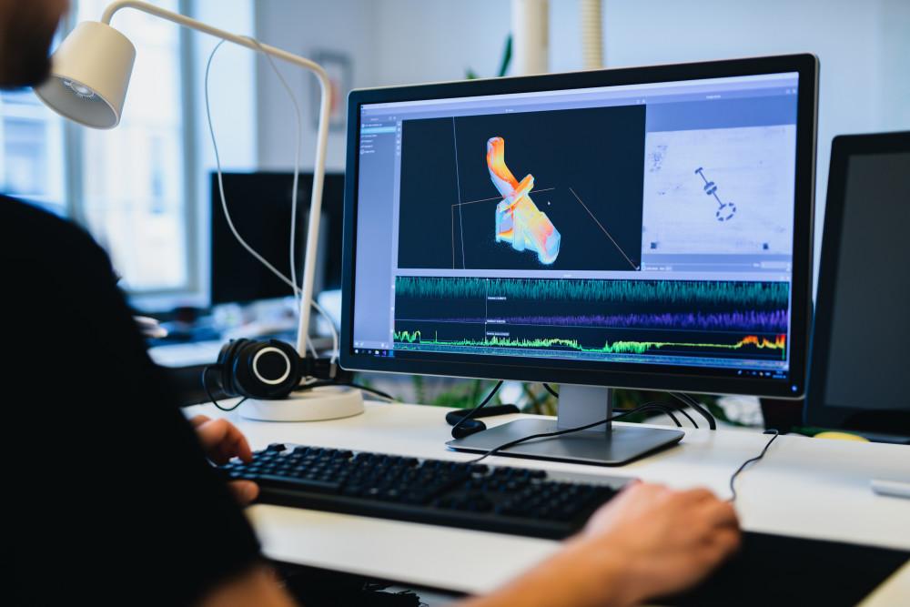 Siemens och Interspectral utvecklar mjukvara