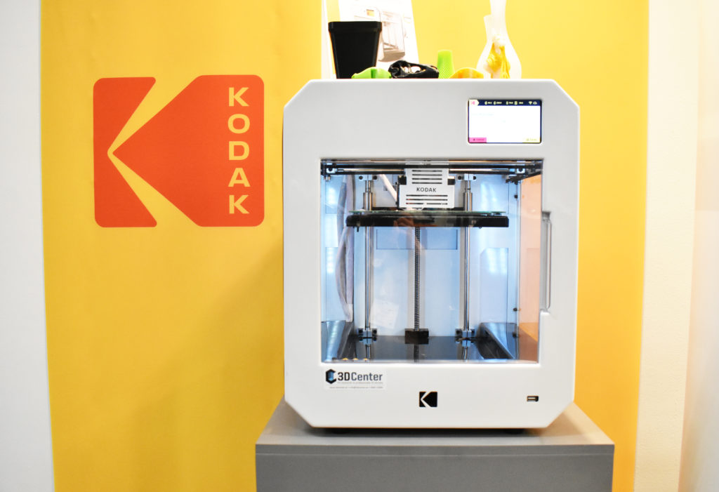 Kodak Portrait 3d Printer.