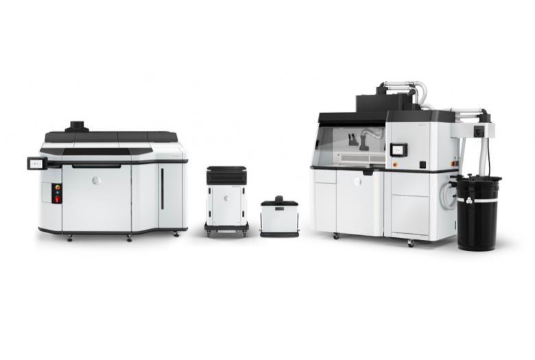 HP 5200 3d-skrivare.