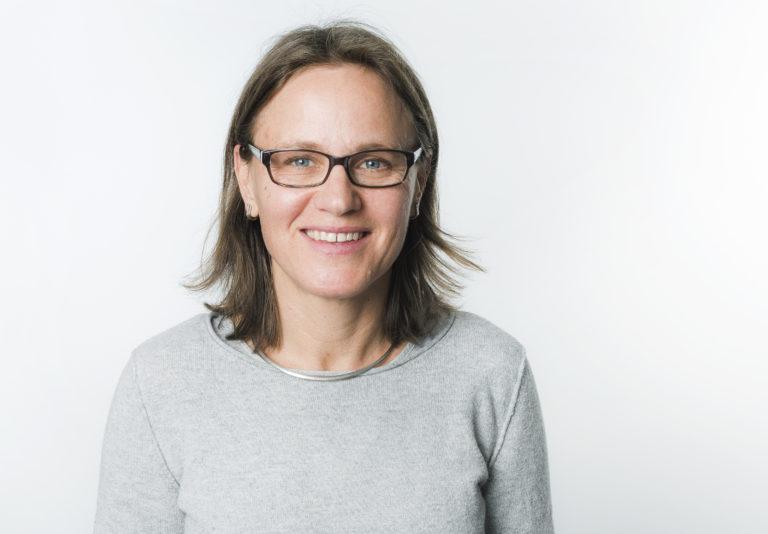 Annika Strondl på metallforskningsinstitutet Swerim är chef för pulvermaterial och additiv tillverkning.