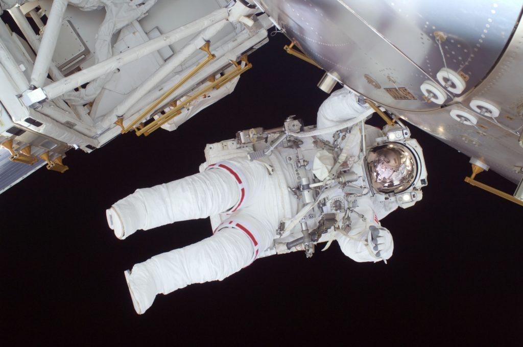 Metallutskrifter kan hjälpa rymdteamet att bygga reservdelar och verktyg i metall.