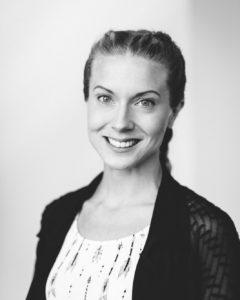 Pia Lindström, som är operativ chef för IMA.
