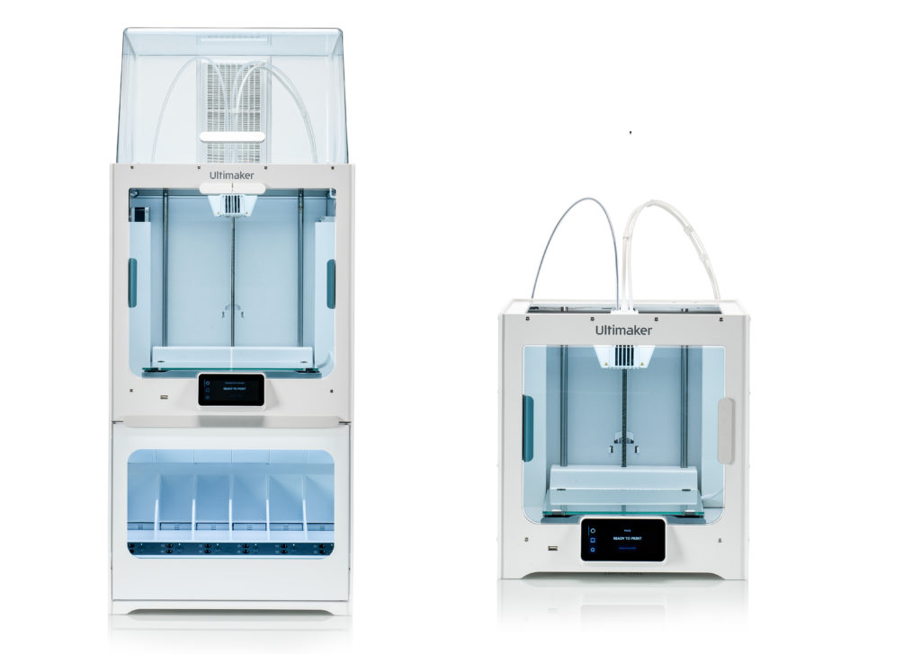 Nya Ultimaker S5 Pro Bundle och Ultimaker S3.