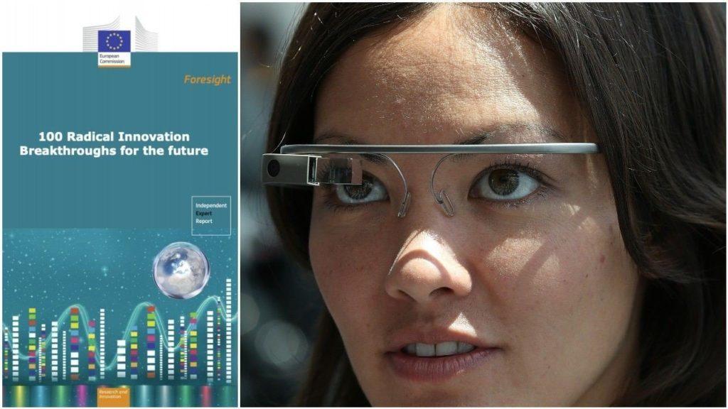 """""""100 radikala innovativa genombrott för framtiden"""" publicerades nyligen av Europakommissionen."""