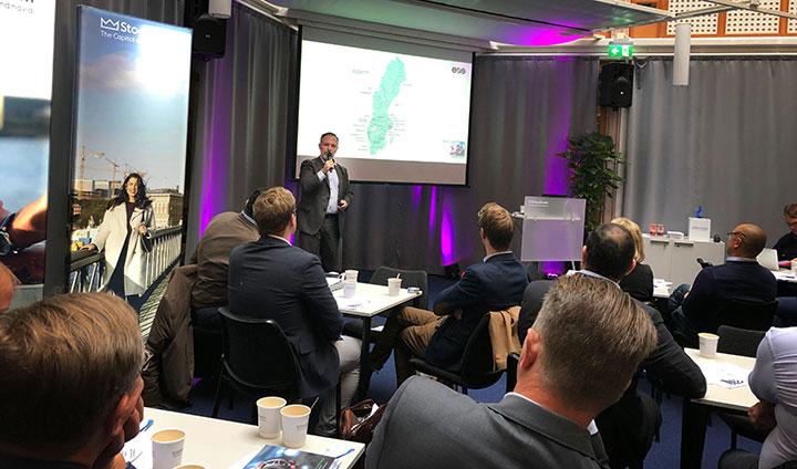 Enligt Alfred Science Nobel Park ledde workshopen till en rad konkreta projektidéer som de nu kommer förvalta inom projektet Aces.