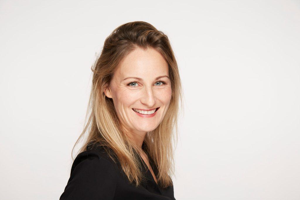 Marie Langer, ny vd på EOS GmbH.