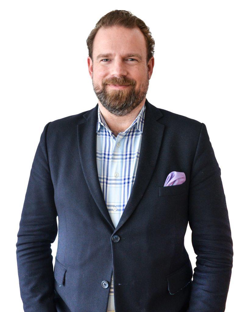 Torben Thölix, chef för globalt sälj.