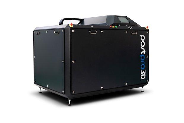 PostPro3D-systemet. Foto via AMT