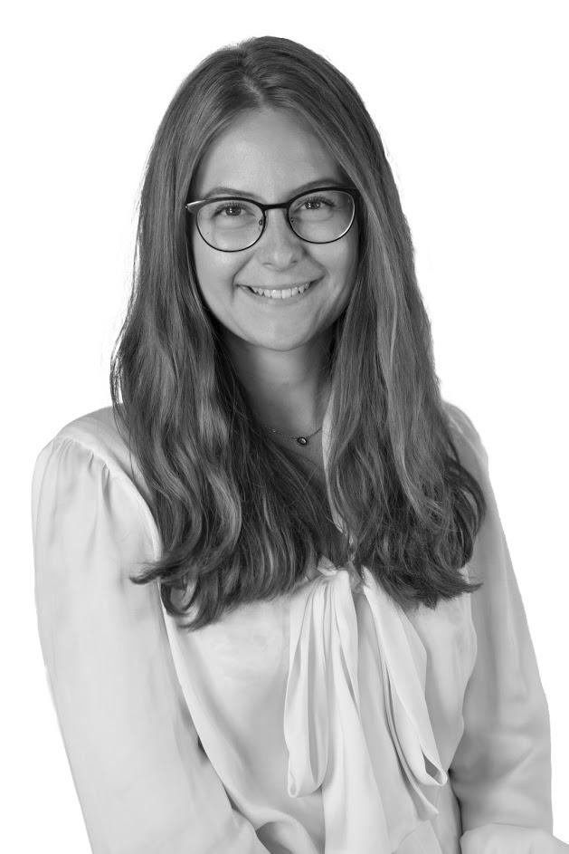 Hanna Norberg, Brand manager för Flashforge.