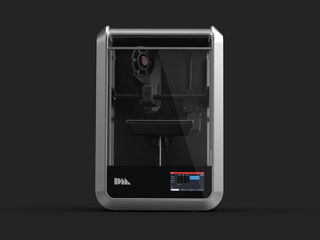 Desktop Metals nya 3d-skrivare Fiber.