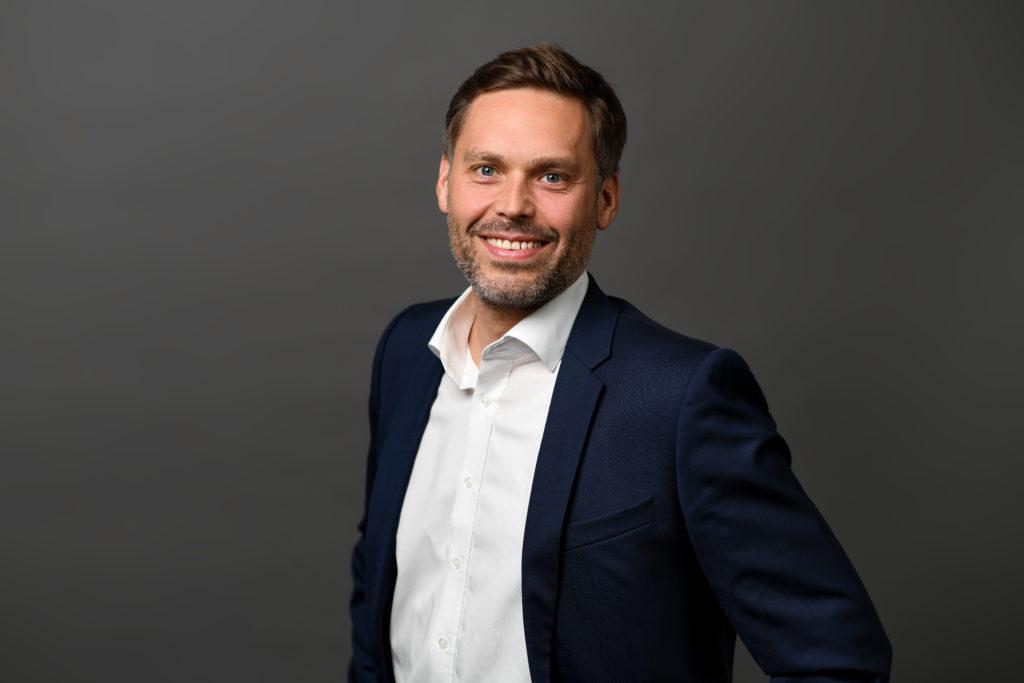 Arno Held, Chief Venture Officer på AMV