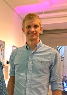 Patrik Rosén, försäljningschef på 3DVerkstan.