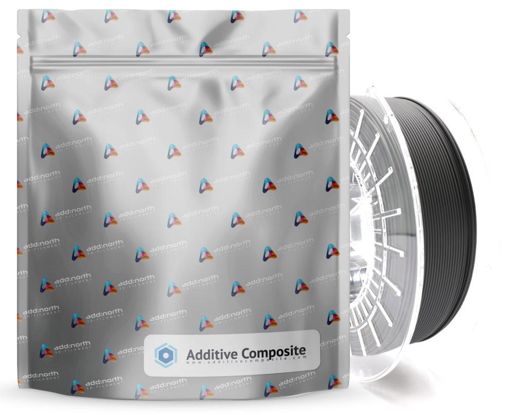 Addbor N25 är resultatet av ett samarbete med bland annat Additive Composite.