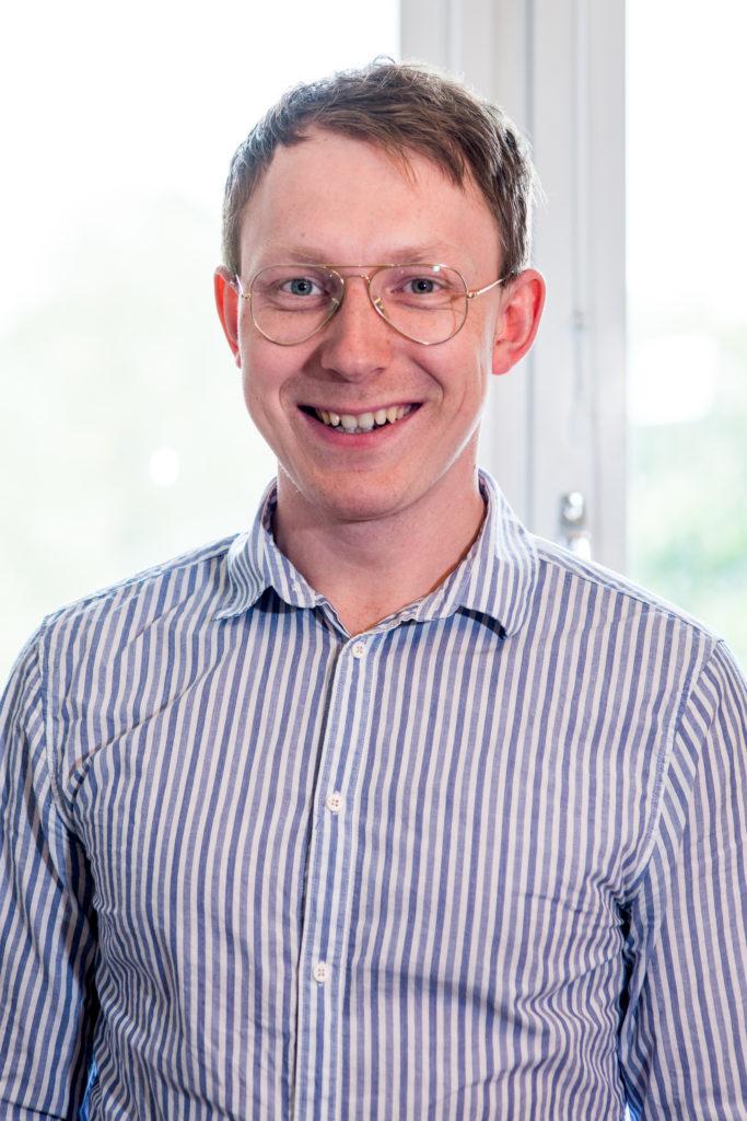 Robert Kniola, grundare och vd på Wematter.