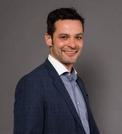 Gøran Jenssen, affärsområdeschef 3d-print, PLM Group.