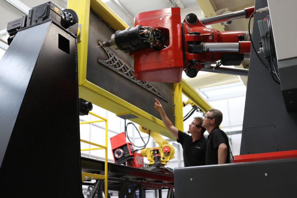 Hybridmaskinen LASIMM har visat positiva resultat som kan betyda besparingar i form av tid och kostnader för tillverkningsindustrin.