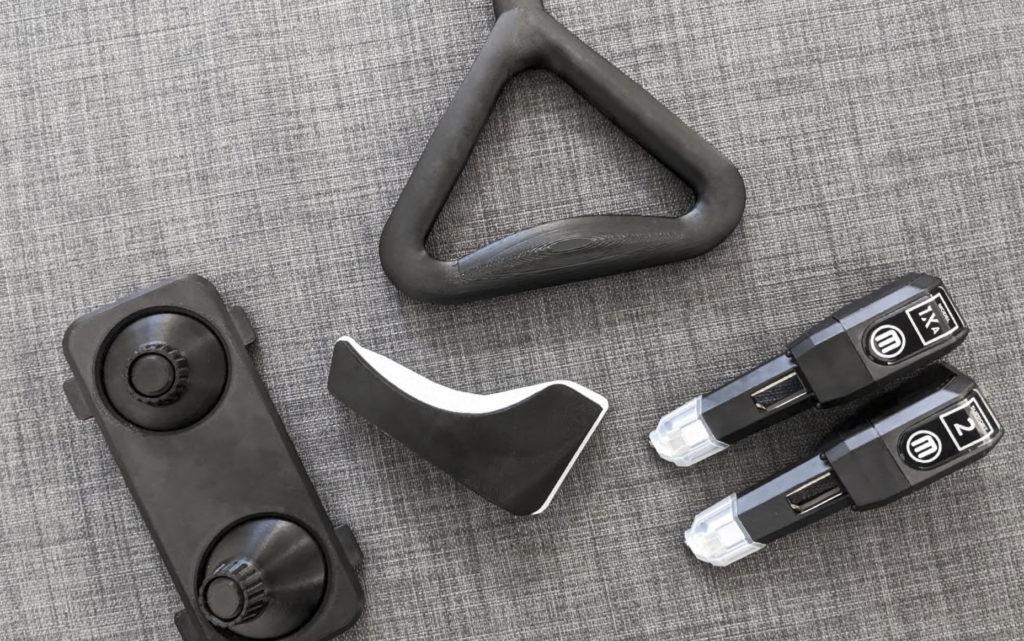 De nya materialen lämpar sig väl för delar till bland annat fordons- och elektronikindustrin.