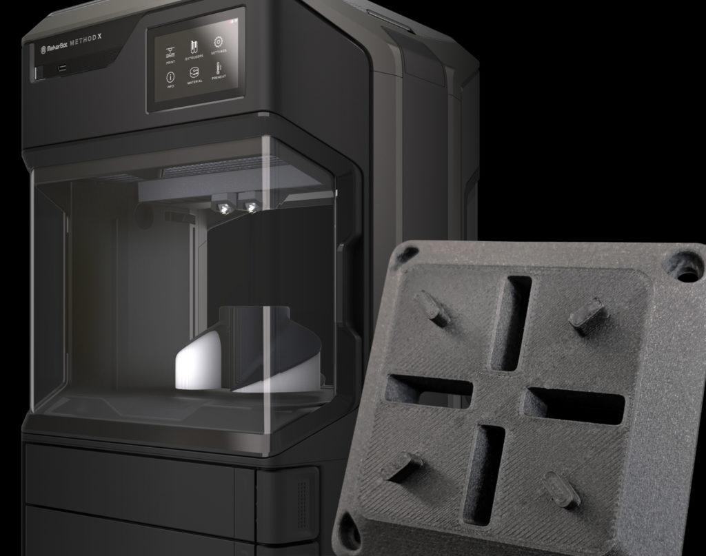 Makerbor lanserar nya 3d-skrivare som kommer börja levereras av företagets nordiska leverantör Protech i juli.