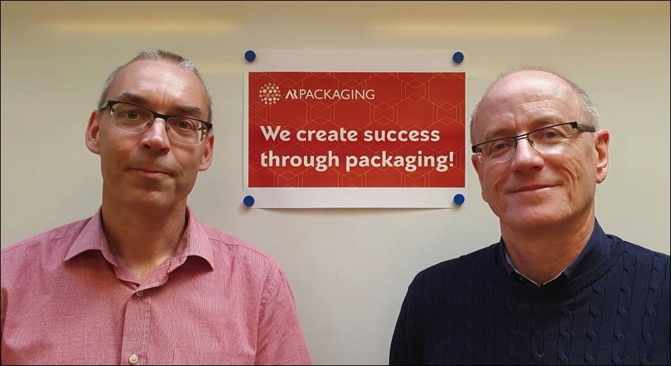 Rickard Andersson och Per Hagelqvist studerade till 3d-printingspecialister på Yrkeshögskolan i Eslöv.
