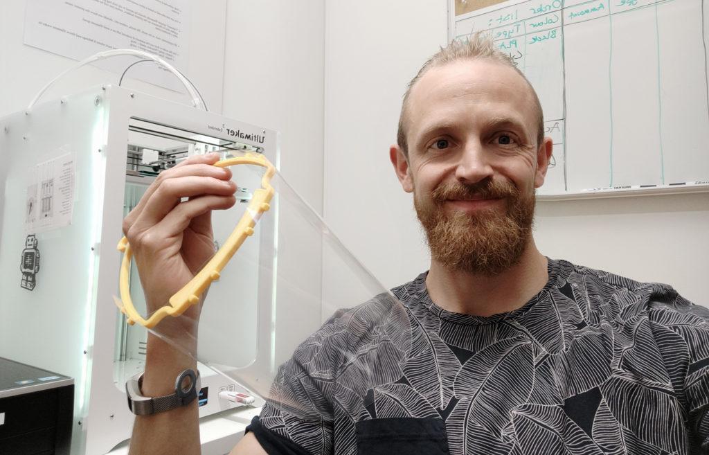 Niklas Land,Doktorand på Institutionen för ingenjörsvetenskap.
