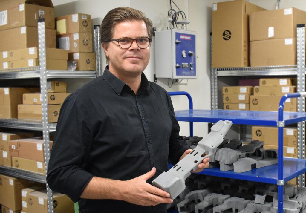 Jonas Sadwall, marknadschef Prototal.