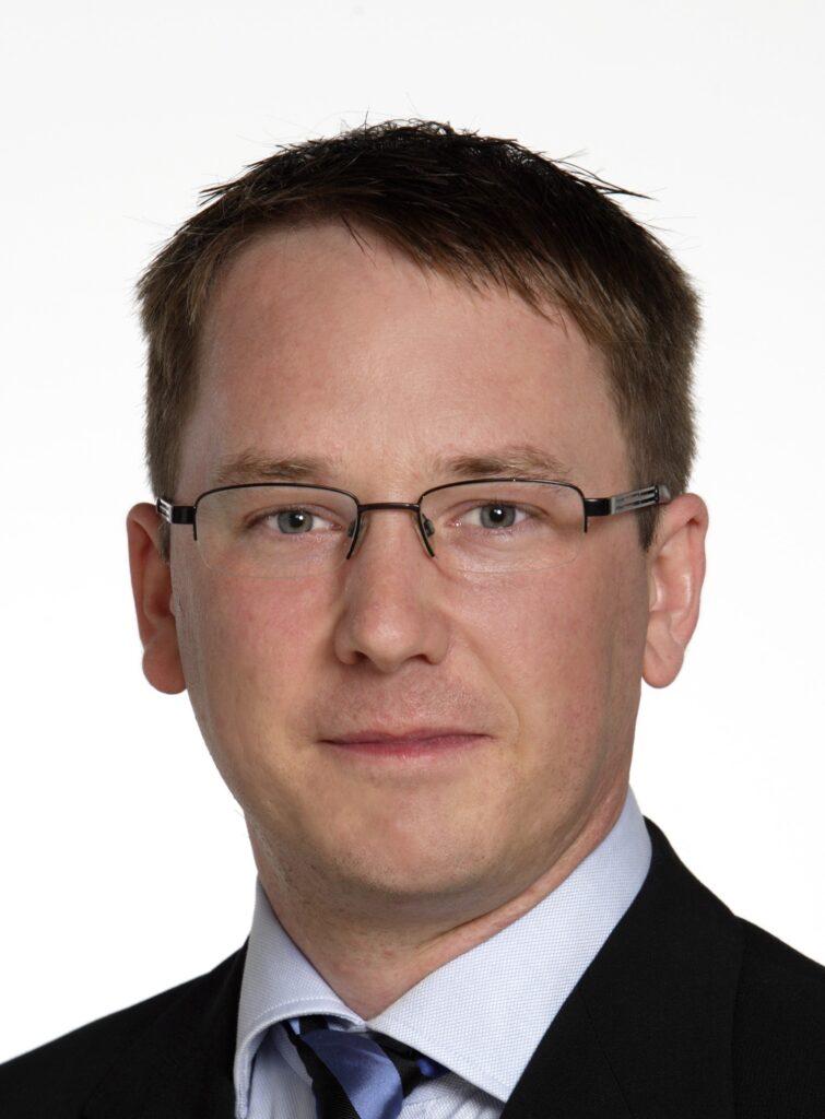 Ulrik Beste, Teknisk chef på VBN Components.