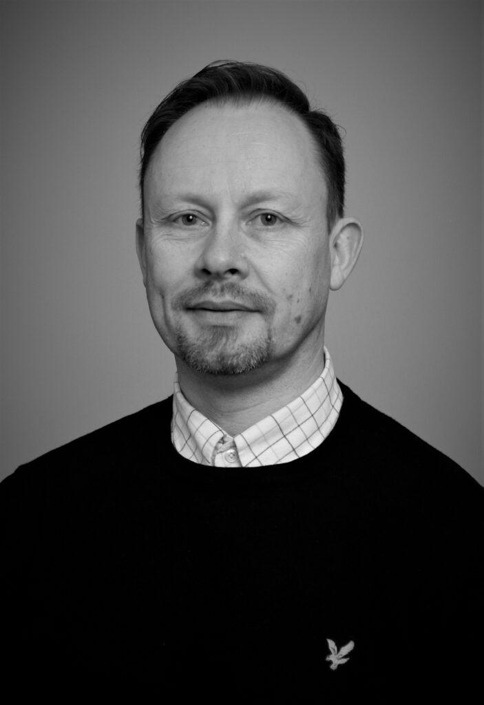 Mikael Svensson, Teknikledare inom AM på Combitech.