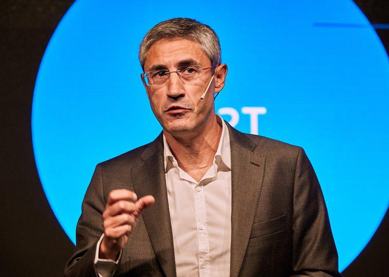 Ramon Pastor, vice vd och chef för HP:s 3d-skrivarsegment