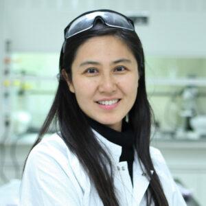 Doktor Luhua Zhao.