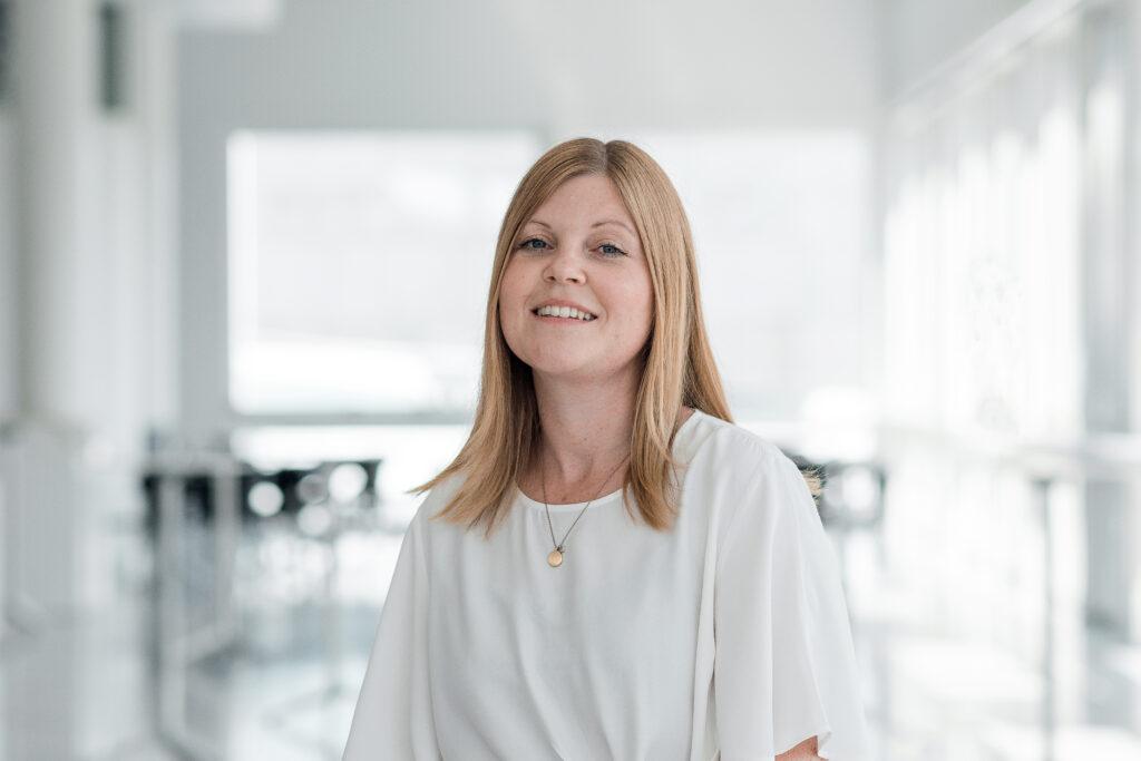 Helena Åhs, mässansvarig för Elmia Subcontractor.Foto: Pressbild