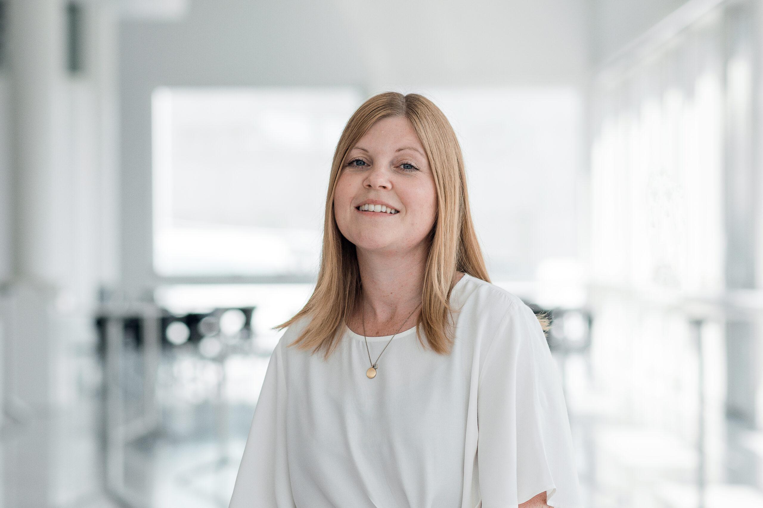Jag upplever att det varit ett blandat intresse att delta, kommenterar Helena Åhs, mässansvarig för Elmia Subcontractor Connect. Foto: Pressbild