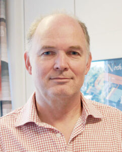 Sten Farre, forskningsingenjör på RISE.