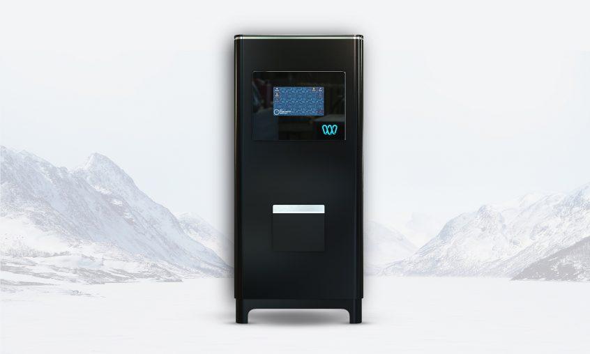 Wematter släpper Gravity 2021. En SLS 3d-skrivare med nya funktioner som förbättrad temperaturkontroll och en ny recoater. Foto: Wematter