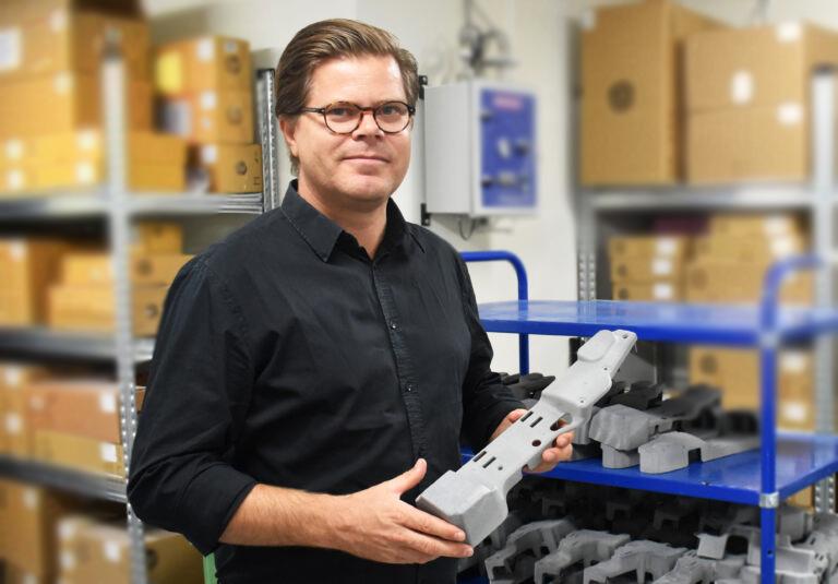 Jonas Sandwall, säljare på Prototal delar med sig av tankar kring året som gått.
